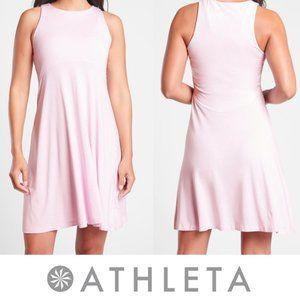 Athleta Santorini Thera Dress Delicate Pink XL NWT